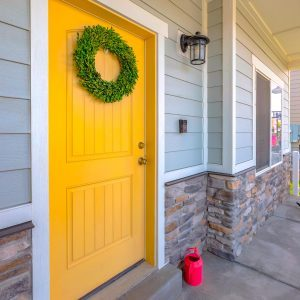 10 Modern Front Doors We are Loving Right Now
