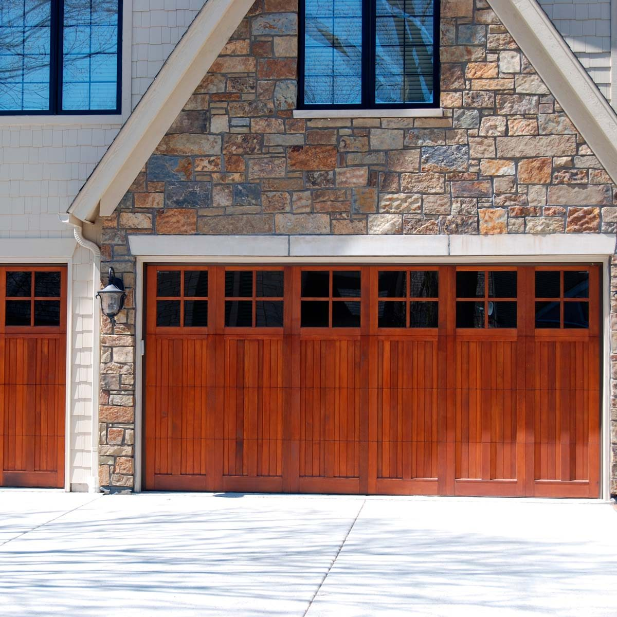 Garage Door Paint Ideas | Family Handyman on Garage Door Painting Ideas  id=92087
