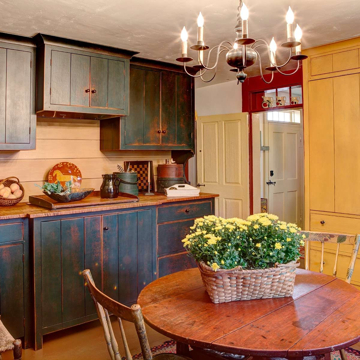 Antique Painted Cabinets Tips And Techniques To Try At