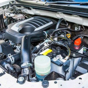 How Does a Diesel Engine Work