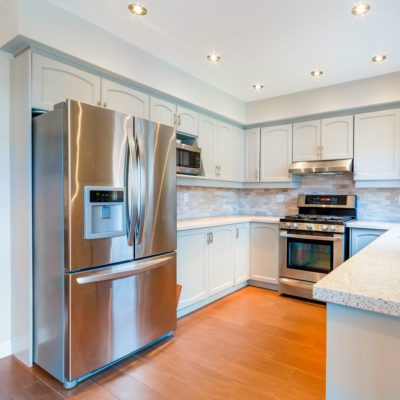 How to clean stainless steel refrigerator