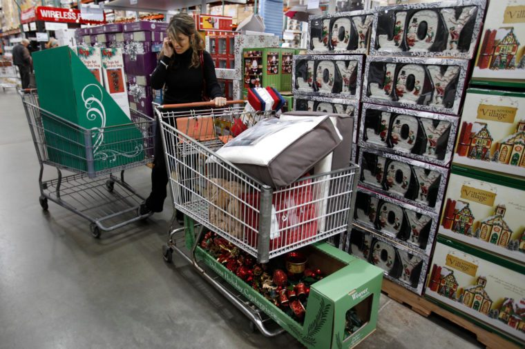 Earns Costco, Mountain View, USA