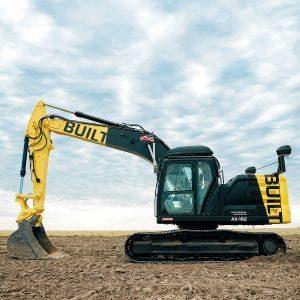 built robotics autonomous excavation equipment self driving construction