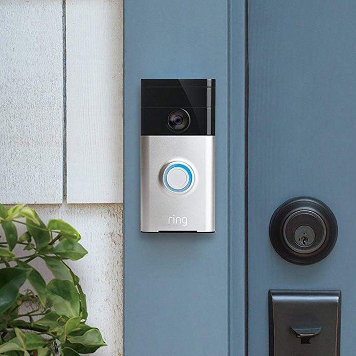 Ring Video Doorbell Camera