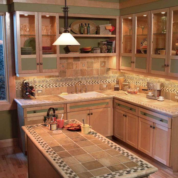 Small Kitchen Space-Saving Tips