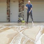 How to Pressure Wash a Driveway for the First Time