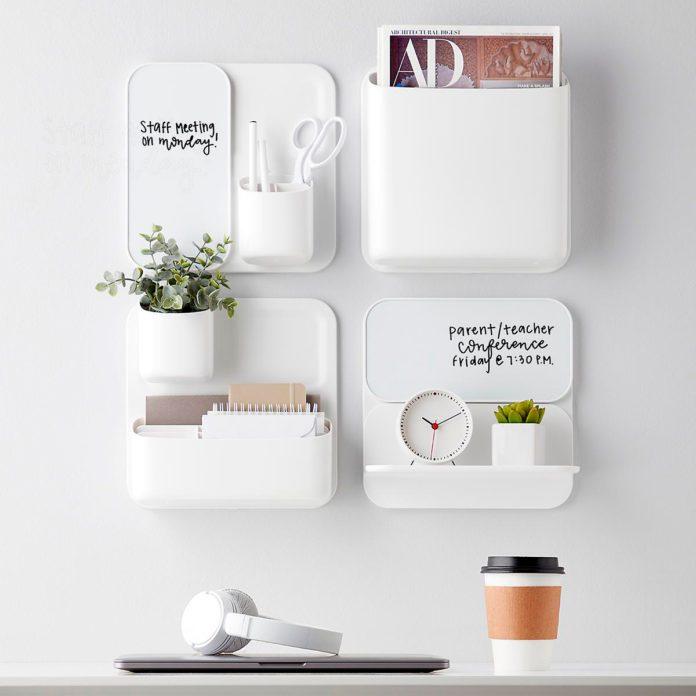 10 Highly Organized Home Office Ideas