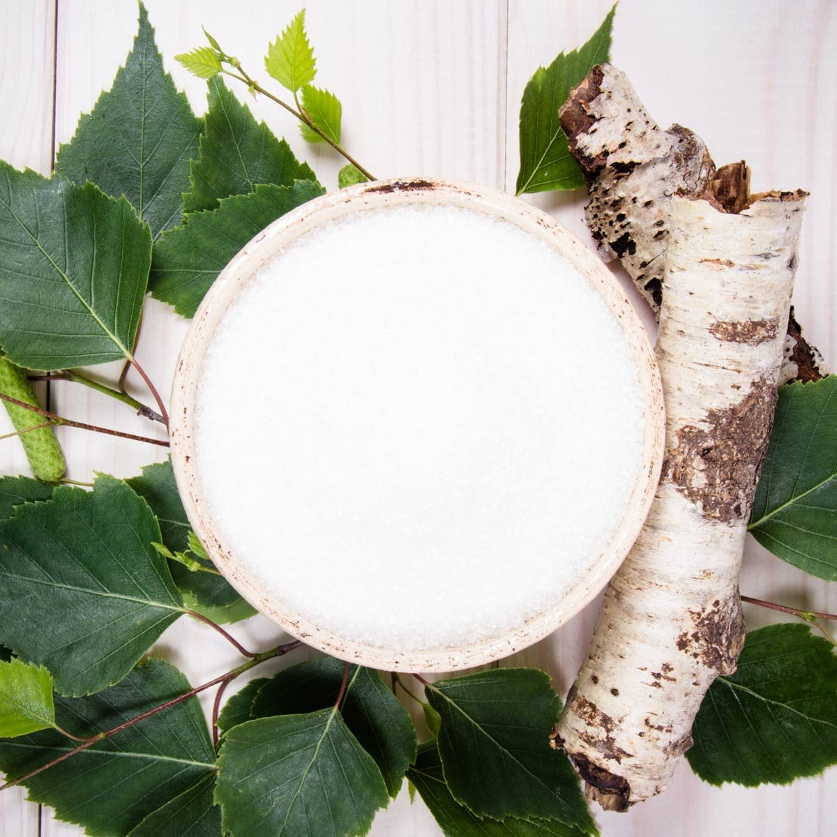 Bowl of Xylitol