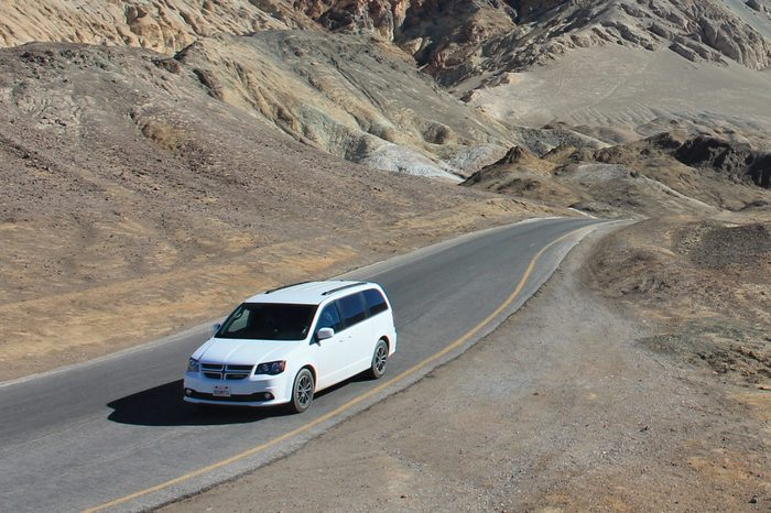 Death Valley Scenic Road