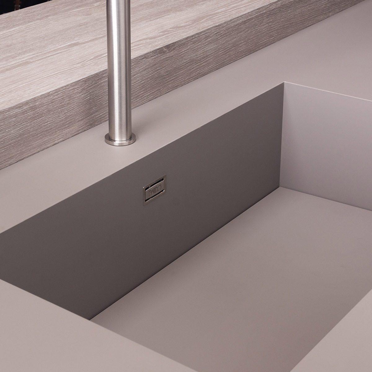 fenix worktop sink