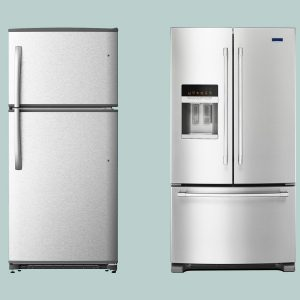 Bottom Freezer vs. Top Freezer: Which One's Better?