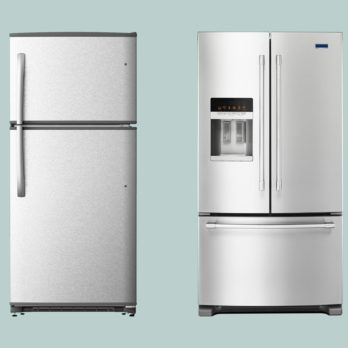 Bottom Freezer vs. Top Freezer: Which One's Better?
