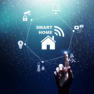 The History of Smart Home Technology
