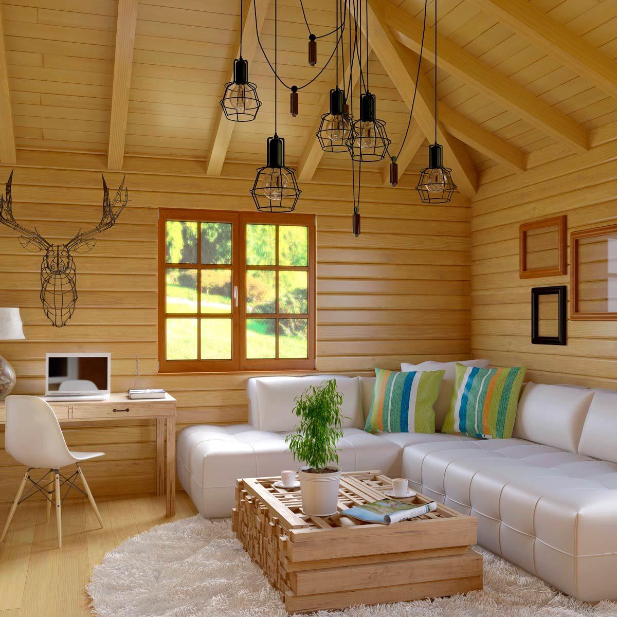 Rustic Living Rooms: Rustic Living Room Ideas We Love