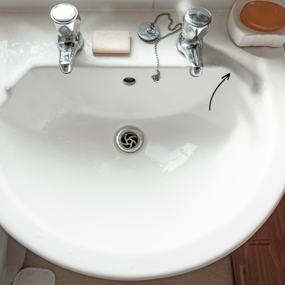 Little Hole In Sink Explained Family