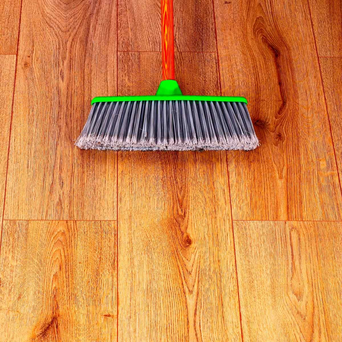 How To Clean Wood Floors Family Handyman