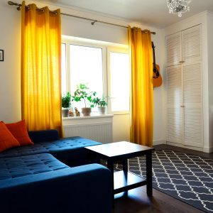 Trending Living Room Curtain Ideas