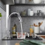 Smart Faucet: An Extra Hand in the Kitchen