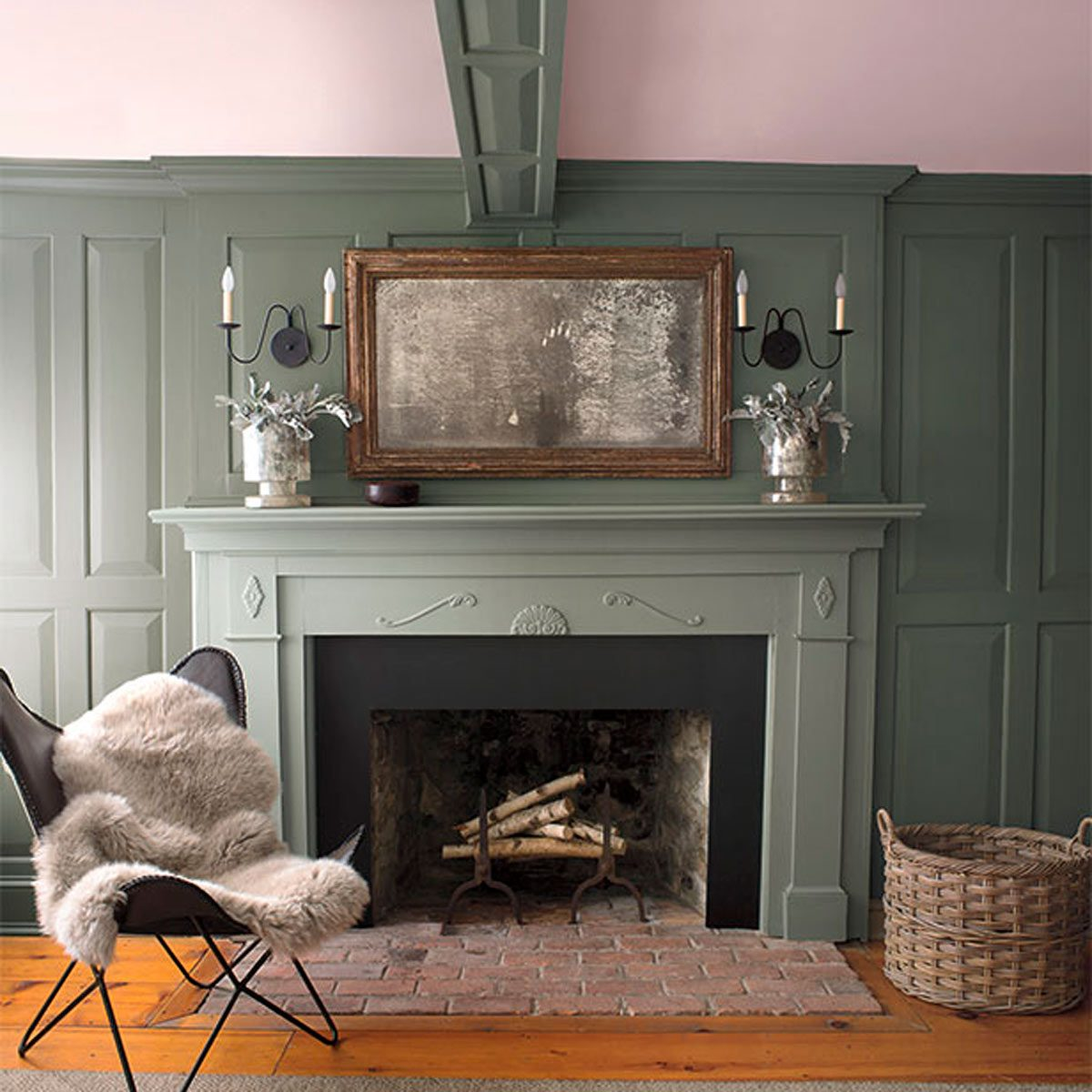 What S Not To Love About Green Wall Paint