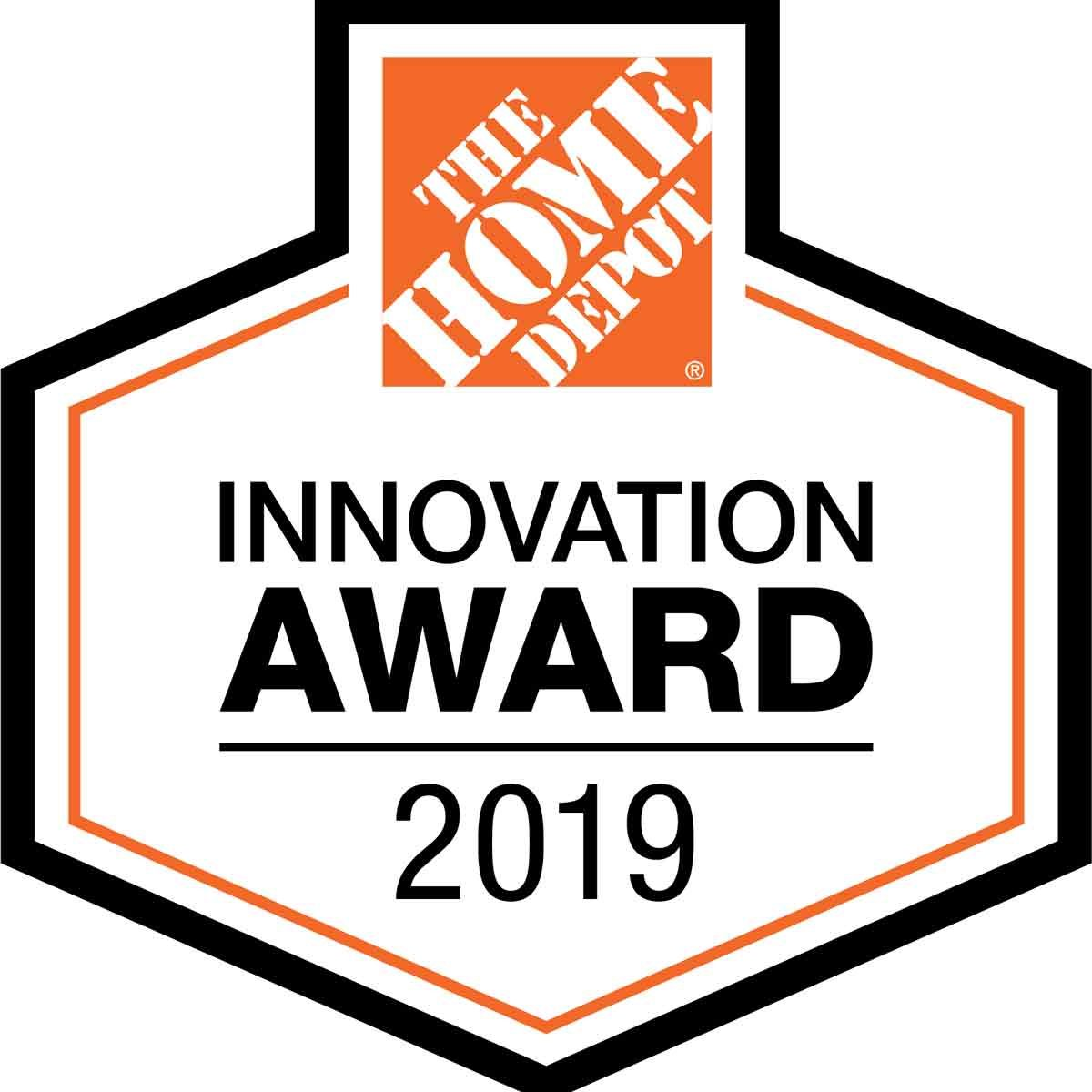The Home Depot 2019 Innovation Award
