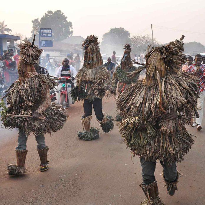 Awuru Odo Festival in Nigeria