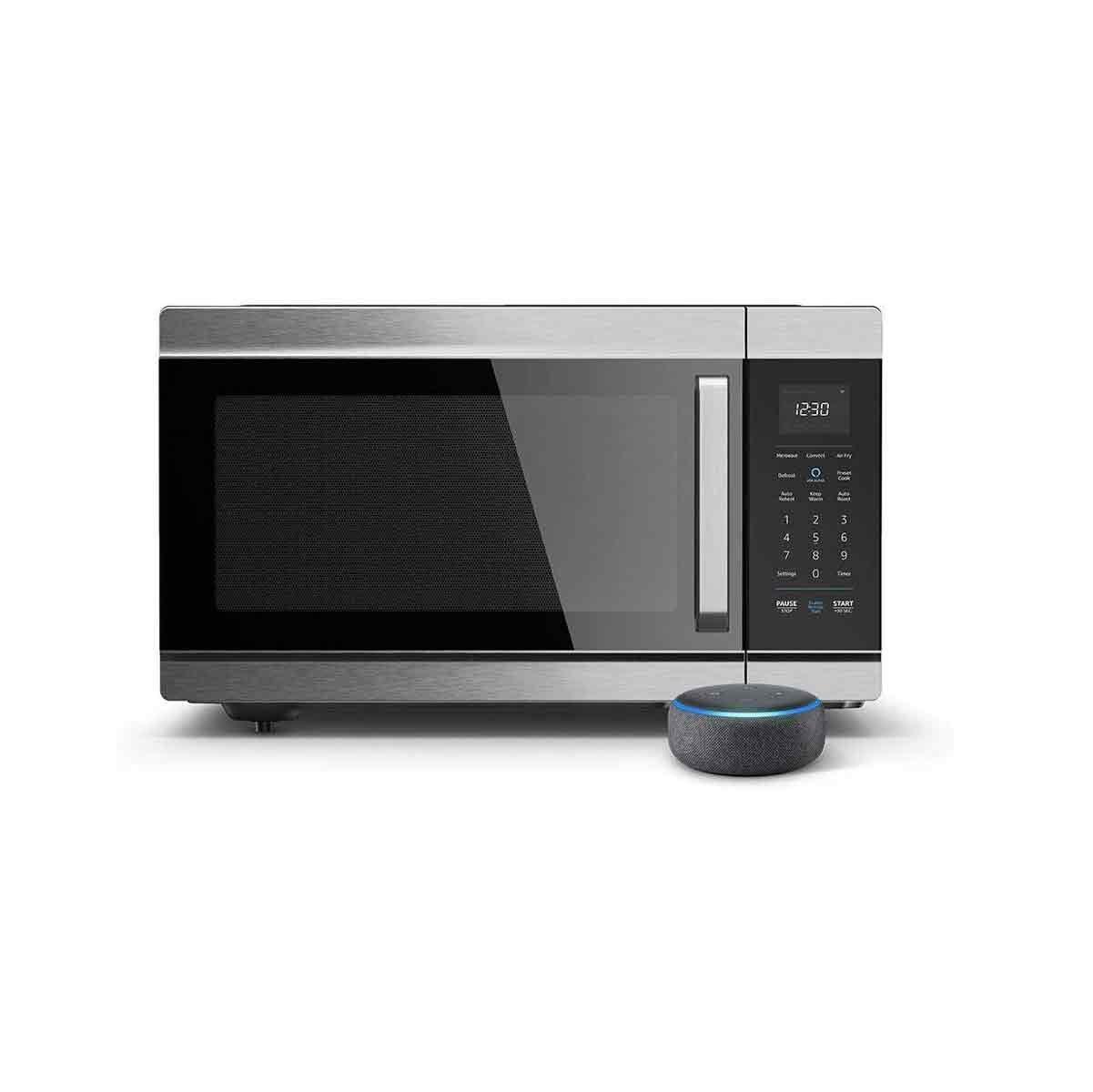 Alexa-Smart-Oven