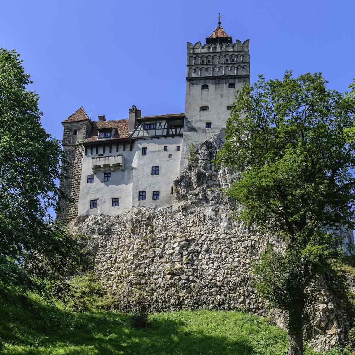 Bran Castle, Dracula's Castle, Transylvania, Romania