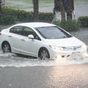 What Happens To Your Car When You Drive Through High Water