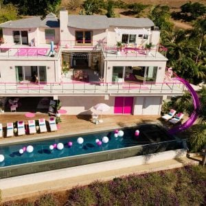 Book Your Stay In the Real-Life Barbie Dreamhouse