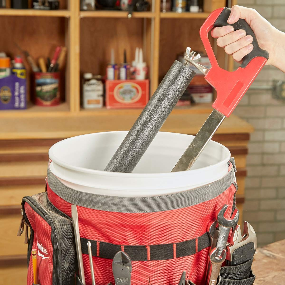 HH hacksaw blade protection pipe insulation