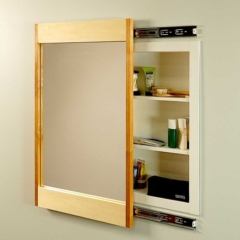 sliding mirror frame featured image