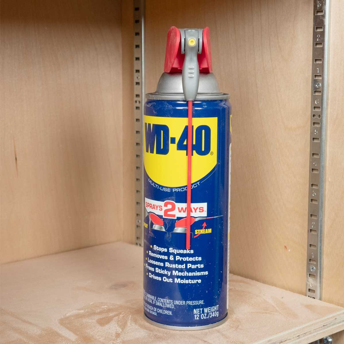WD-40 Featured Image at home