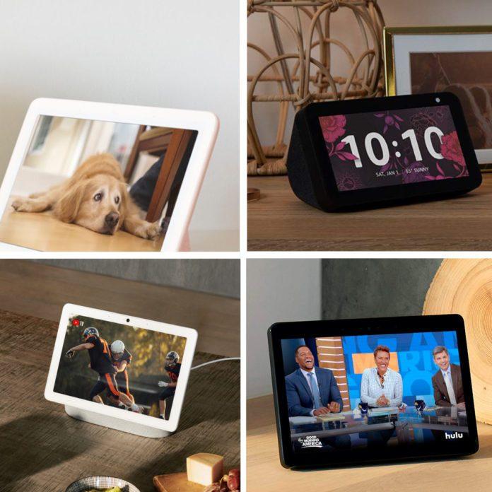Compare: Google Home vs Echo Show