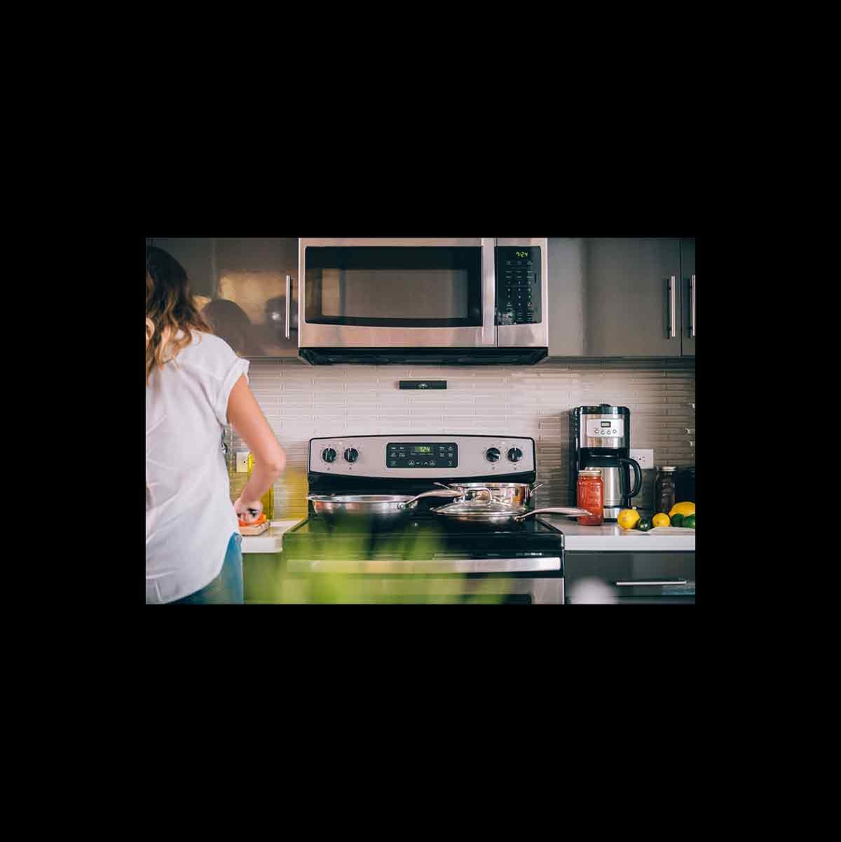 Safera Sense smart cooking sensor