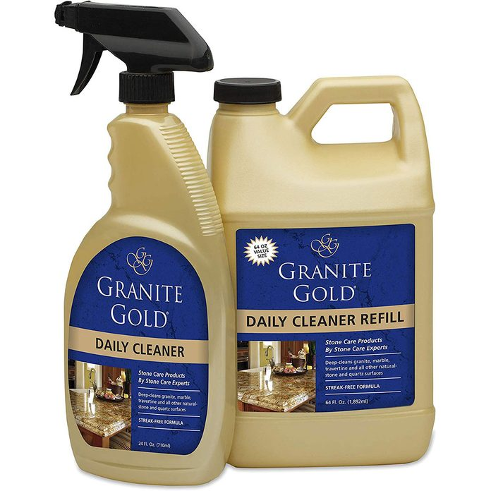 specialty cleaning products for granite countertops