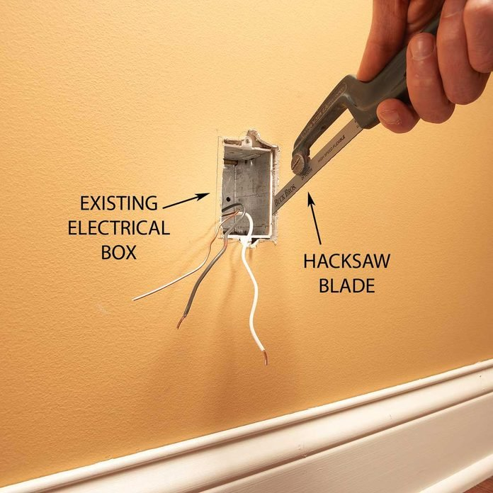 Replace an Electrical Box