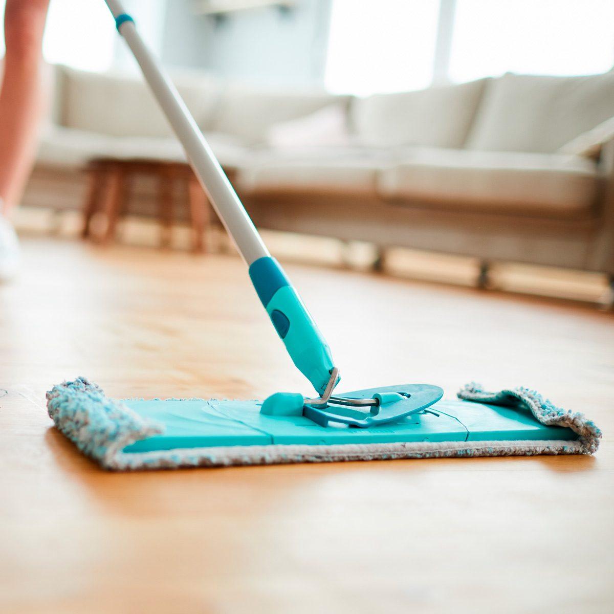 How To Clean Bamboo Floors Family Handyman