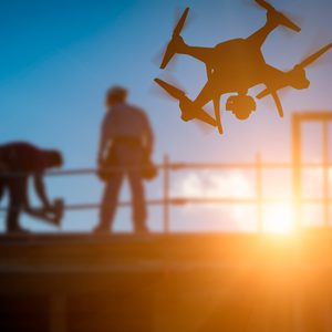 How Construction Companies Can Use Drones