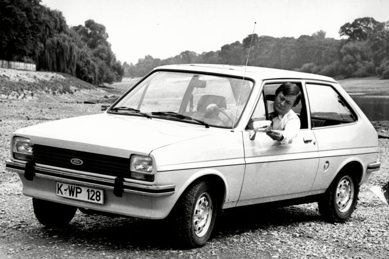 ford vintage car