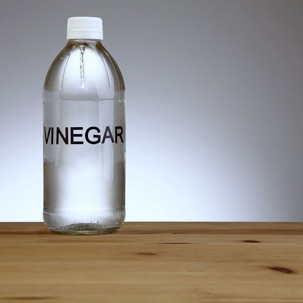 vinegar cleaner shutterstock
