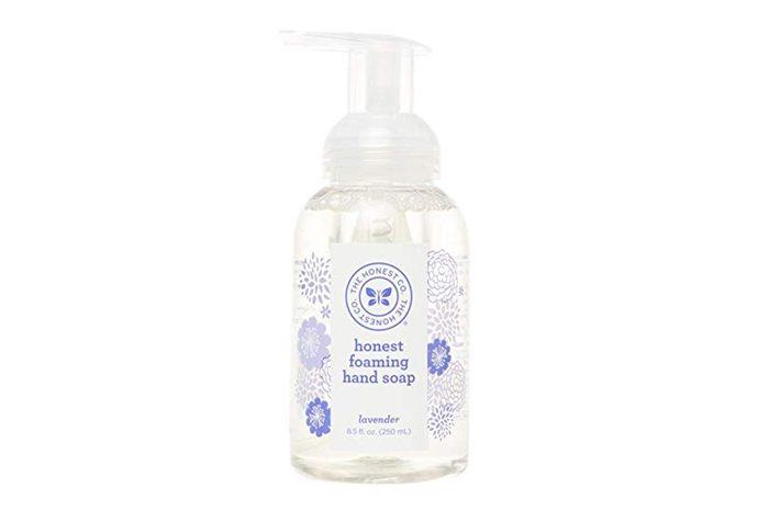 THE HONEST COMPANY Hand Soap Foam Lavender, 8.5 FZ