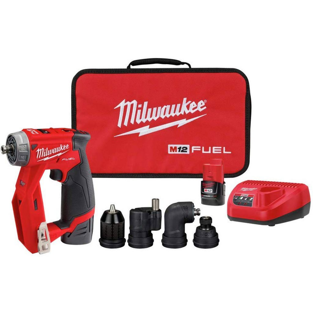 Milwaukee tool set