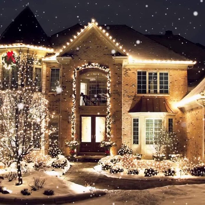 mini string christmas lights