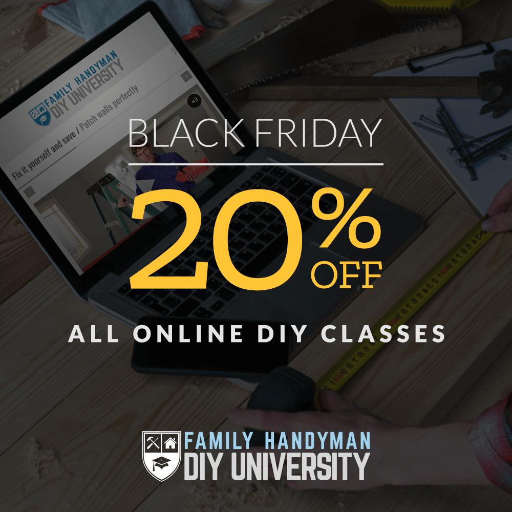 DIY U Black Friday deal