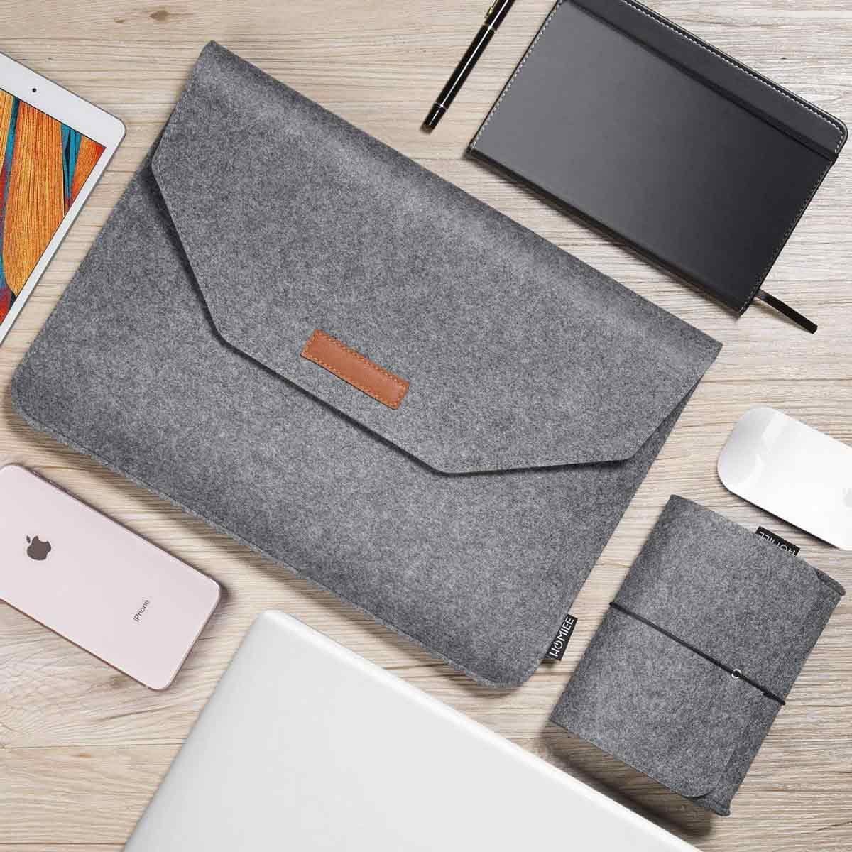 Felt-Laptop-Protector