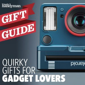20 Quirky Gifts for the Gadget Lover on Your List