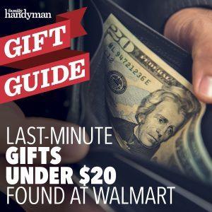 20 Last-Minute Gifts Under $20 Found at Walmart