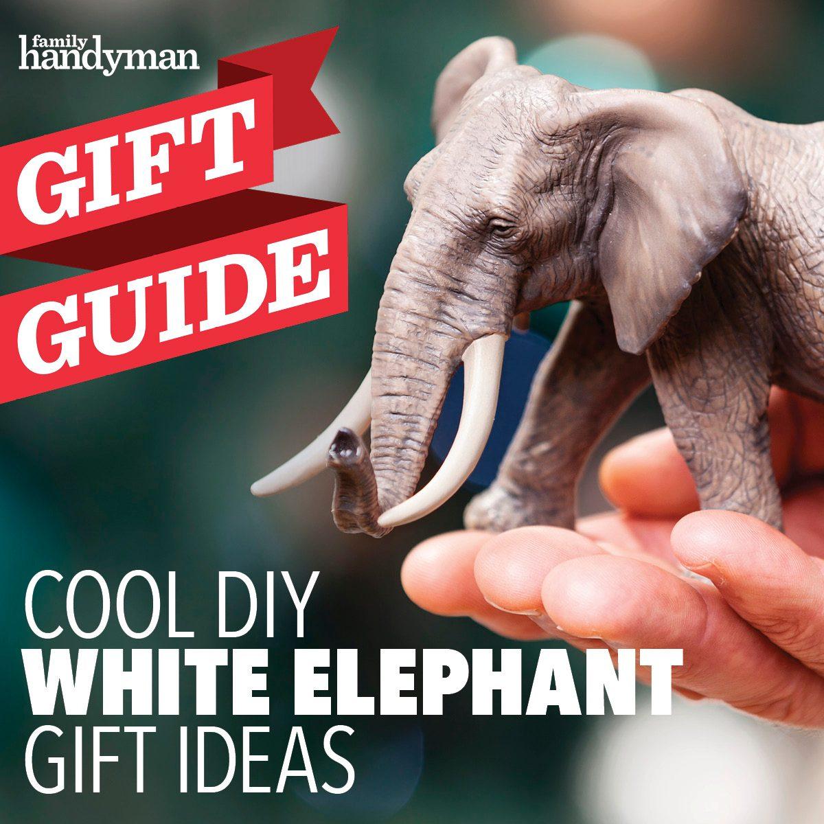 10 Best Diy White Elephant Gift Ideas The Family Handyman