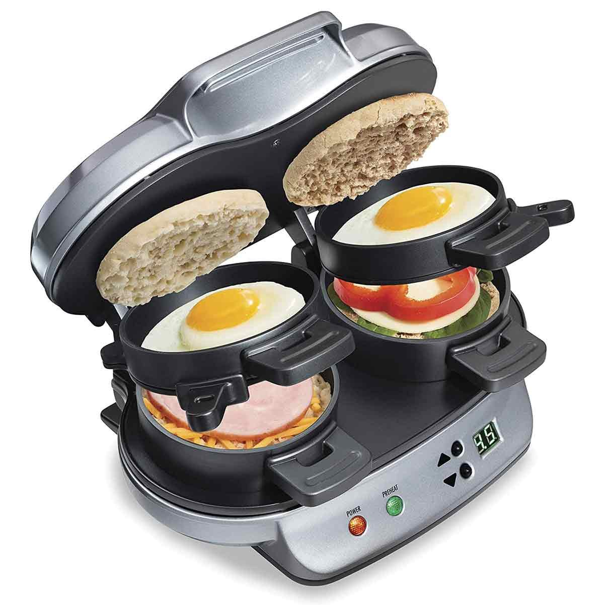 Hamilton-Beach-Breakfast-Sandwich-Maker
