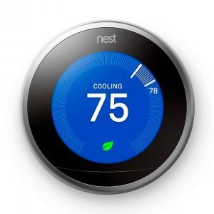 Google Nest Thermostats: Learning vs. Thermostat E